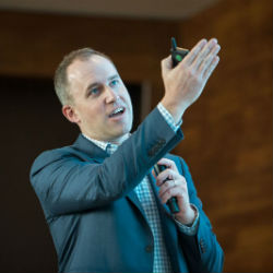 Bret Taylor, President and Chief Product Officer, Salesforce (Image credit Salesforce