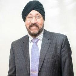 David Singh, Sales Director of Touchstone's Infor business unit (Image credit Linkedin)