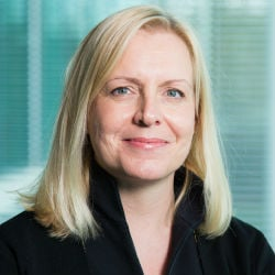 Debbie Green, vice president of Applications, Oracle UK