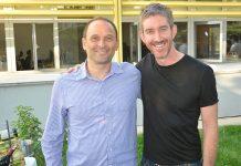 OpsGenie CEO Berkay Mollamustafaoglu and Atlassian Co CEO Scott Farquhar