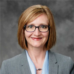 Victoria Farnsworth, Purdue University executive director of IT Enterprise (Image credit Linkedin)