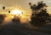 Ballon Sunrise Image credit Pixabay/cleverpix