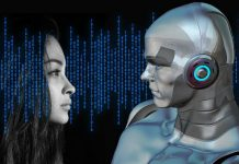 BINARY human robot, Image credit Pixabay/Geralt