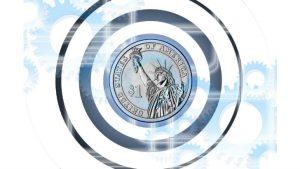 Center target banking money Image credit Pixabay/Geralt