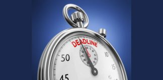 Deadline Image credit Pixabay/FreeGraphicToday