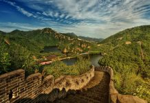 Great wall china - Image credit pixabay/jplenio