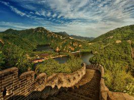 Great wall china - Image credit pixabay/jplenio
