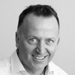 David BUckingham, CEO Ecribo
