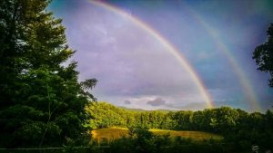 double rainbow Image credit Pixabay/Free-Photos