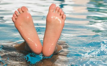feet: Image Source-pixabay.com