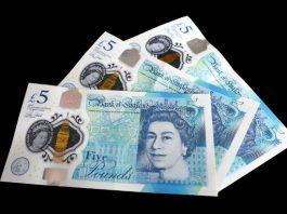 Five pound note cash Image credit pixabay/InspiredImages