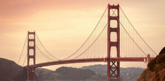 Goldeon Gate Bridge San Francisco (Image credit Pixabay/Free-Photos)