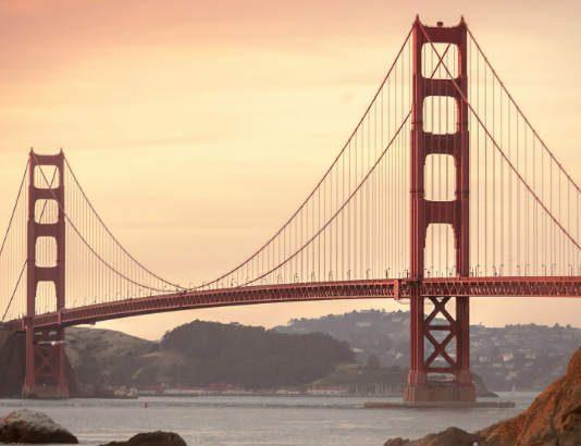 Goldeon Gate Bridge San Francisco (Image credit Pixabay/Free-Photos)