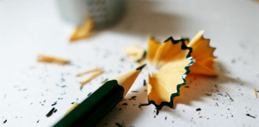 Sharpo pencil Image credit pixabay/moritz320