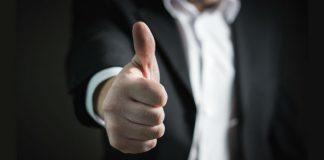 Thumbs up Image credit Pixabay/TeroVasalainen