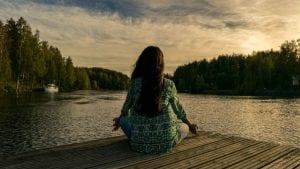 Yoga IMage credit pixabay/leninscape
