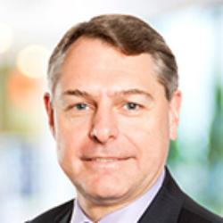 Chris Childs, CEO of DTCC DerivSERV