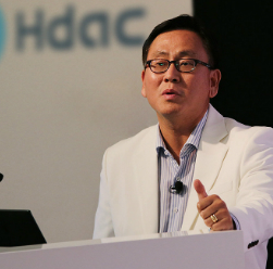 John Sang-Ug Bae, Chief Operating Officer, Hdac