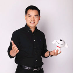 Kenny Li, Vice President of JD.com (Image credit Linkedin)