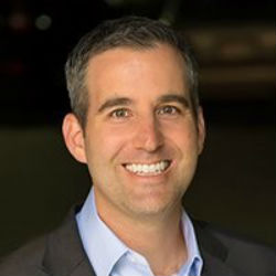Mike Wolff, SVP, ISV Sales, Salesforce (Image credit Linkedin)