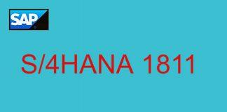 SAP S/4HANA - (c) 2018 SAP