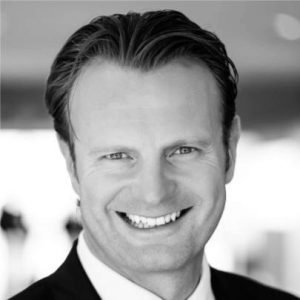 Stefan Bezold, Executive Sales Director DACH & CEE for Infor Hospitality