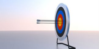 Arrow target Image credit Pixabay/QuinceMedia