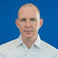 David Marrinan-Hayes, CEO Ve (Image source Linkedin)