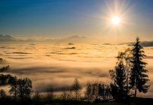 Rising Sun Carinthia Lavanttal Iage credit PIxabay/Liggraphy