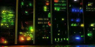 Servers room, Image credit pixabay/kewl