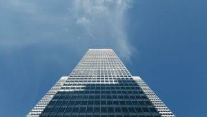 Skyscraper - Image credit pixabay/freephotos