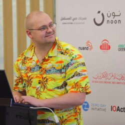 Alex Bazhaniuk, co-Founder and CTO, Eclypsium