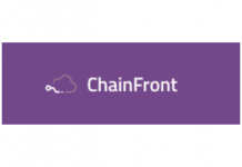 Chainfront logo