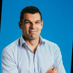 Craig Hudson, Xero's Managing Director of New Zealand & Pacific Islands Image credit linkedin
