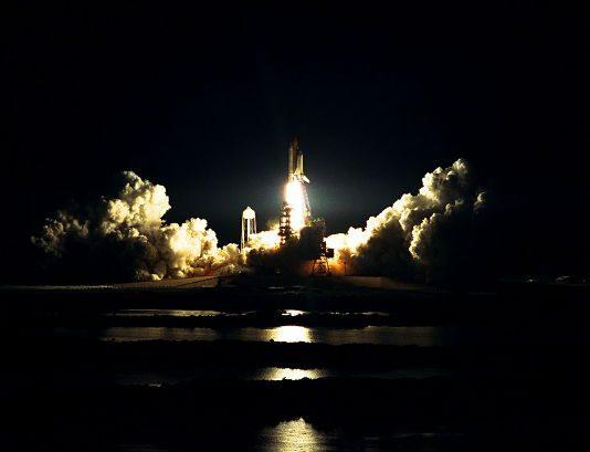 Atlantis Launch Image credit pxabay/skeeze