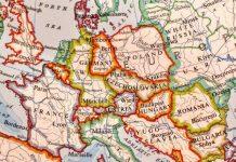 Map Europe, Image credit Pixabay/MabelAmber