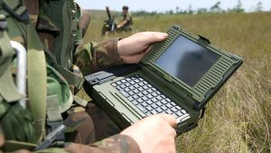 Air Commodore Nick Lloyd talks about technology and the military