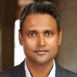 Deepak Krishnamurthy, executive vice president and chief strategy officer, SAP SE (Image credit Linkedin)
