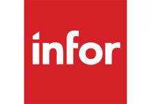 Infor Logo (c) 2018 Infor