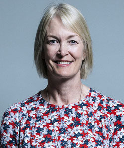 Margot James, Minister of State for the Department for Digital, Culture, Media and Sport