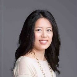 Peggy Chen, CMO at SDL (Image credit LinkedIn)