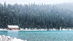 Lake Home Canada Image credit Pixabay/Olichel