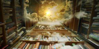 Libary cloud Pixabay/MysticArtDesign