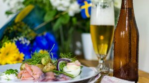Swedish Beer Image credit pixabay/Mammela