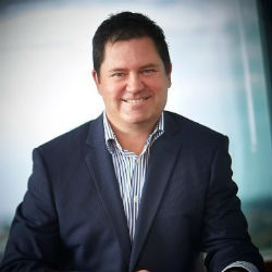 David De Laine, GM, ANZ, Oracle NetSuite (image credit Linkedin)