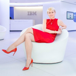 Harriet Green, CEO and Chairman of IBM Asia Pacifi
