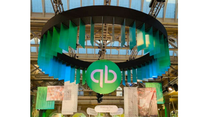 QuickBooks grows and shows -