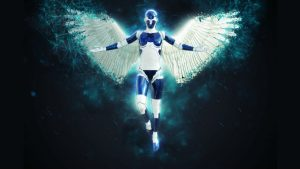 Angel Cyber insurance (Image credit PIxabay/TheDigitalArtist)