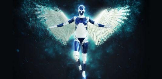 Angel Cyber insurance (Image credit PIxabay/TheDigitalArtist)