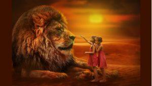 lion twin Image credit pixabay/Dzako83
